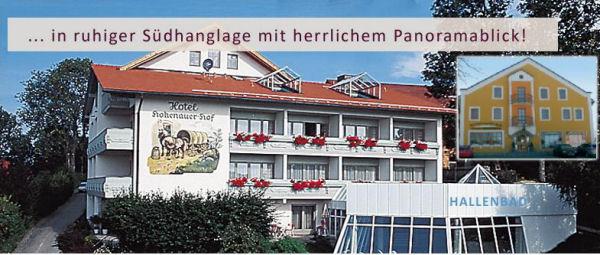 Hotel Hohenau Hohenauer Hof