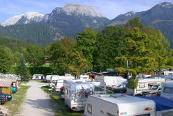 camping sch nau am k nigssee campingplatz k nigssee campen. Black Bedroom Furniture Sets. Home Design Ideas